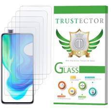 Trustector GLS Screen Protector For Xiaomi Poco F2 Pro Pack Of 4