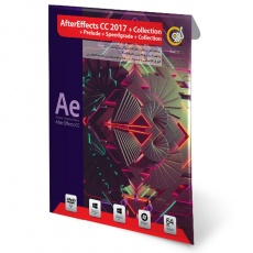 AfterEffects CC 2017+ collection + Prelude + Speedgrade + Collection