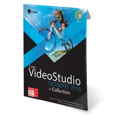 Corel Video Studio Ultimate 2018 + Collection