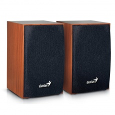 Genius SP-HF 160 Wooden Stereo Speaker