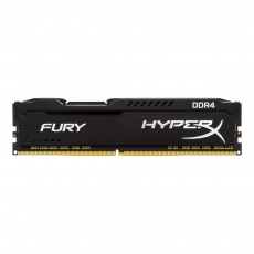 Kingston HyperX Fury 8GB DDR4 2400MHz CL15 Single Channel Desktop RAM