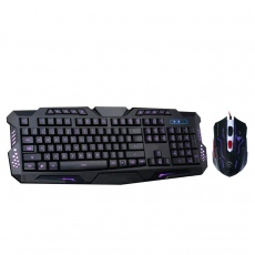 XP M9800 Gaming Keyboard With Mouse