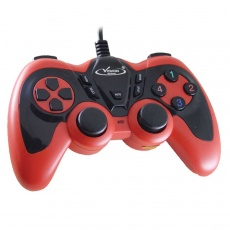 Vanmaax MAX-G2457 Dual shock Single Computer Gamepad