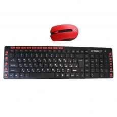 XP-W4901 Wireless Keyboard and Mouse