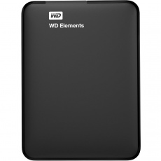 Western Digital Elements External Hard Drive 1TB