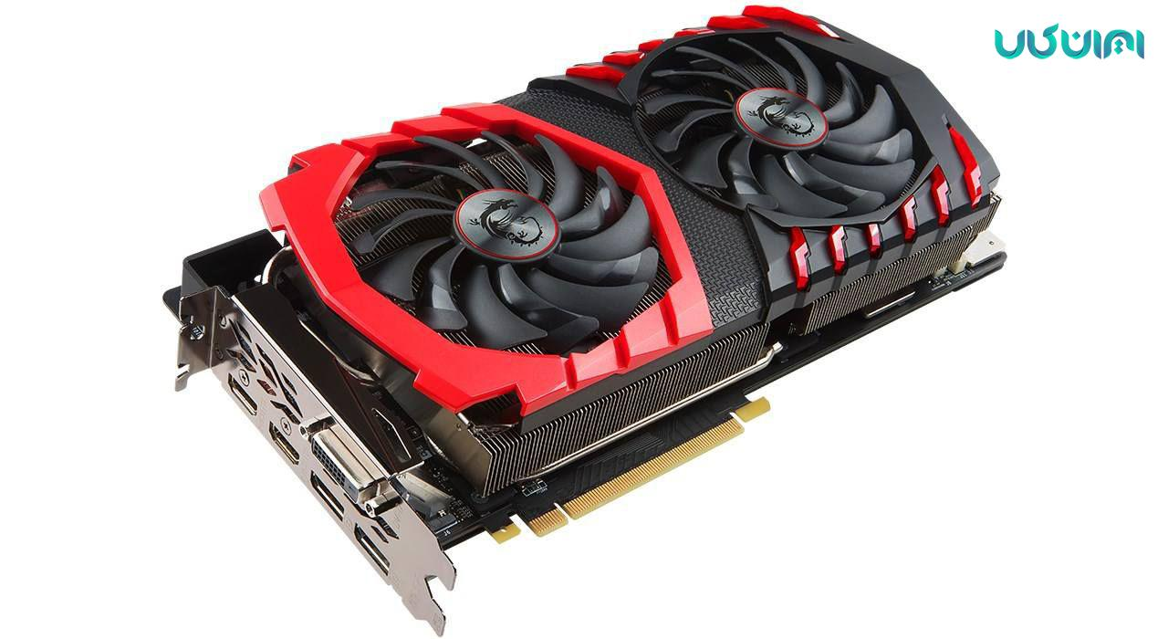 کارت گرافیک MSI مدل GeForce GTX 1080 Ti GAMING X 11G