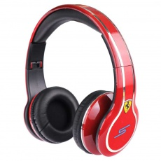 SMS BY50 Ferrari Wired Headset