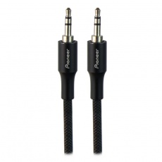 Pioneer AUX hempen audio cable 1m