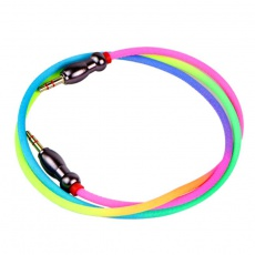 AUX Seven Color 90cm Audio Cable