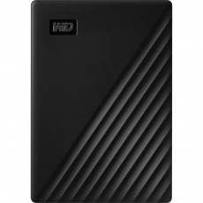 Western Digital My Passport WDBYvg0010BBK External Hard Drive 1TB