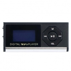 MP3 Player With LCD Screen
